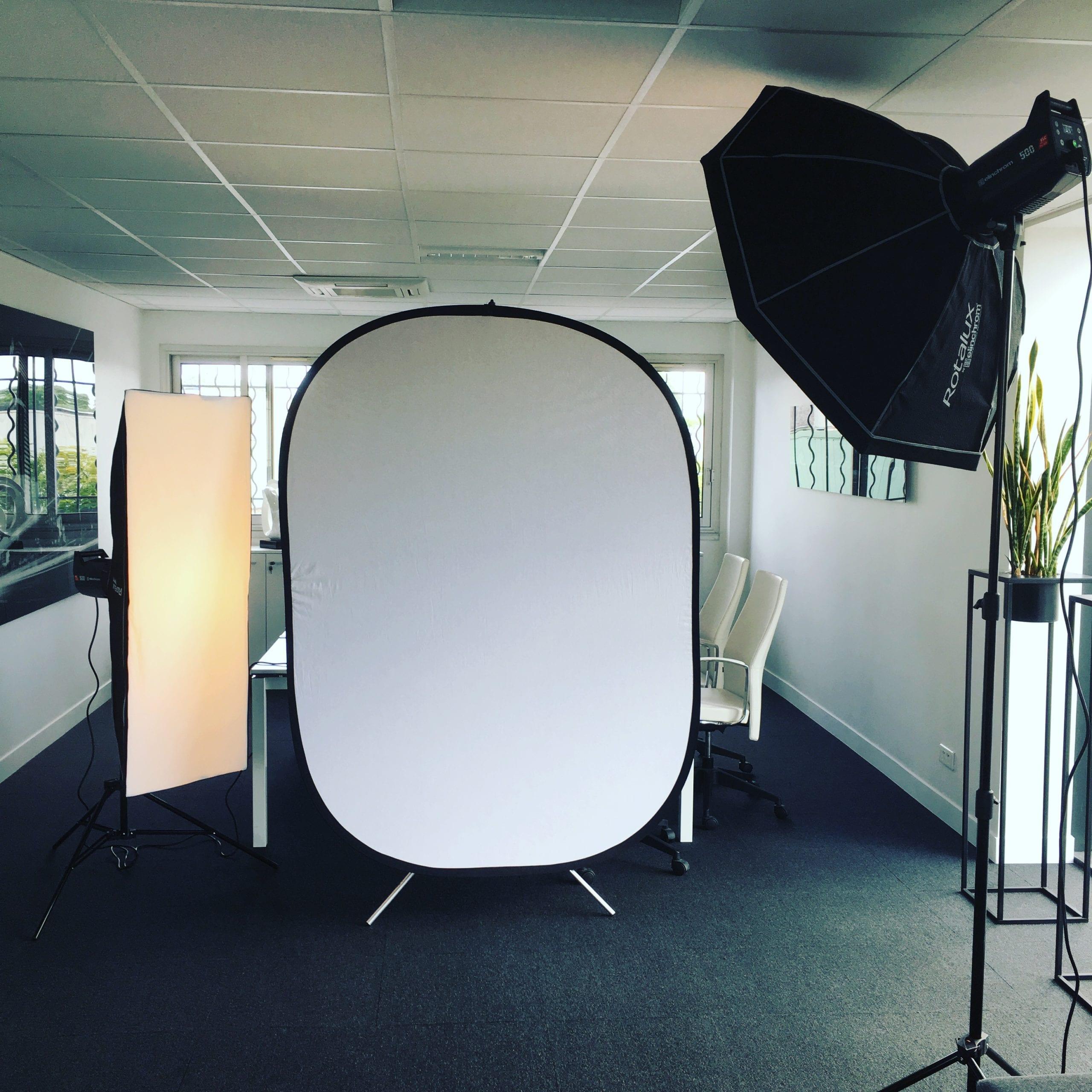 Studio mobile en Ile-de-France